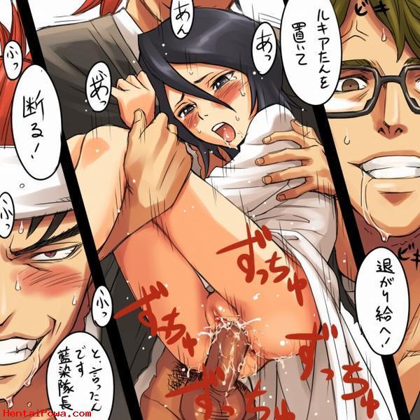 img 163 Assorted Bleach Rukia Hentai Pics 15g Rukia (Bleach) Hentai. by Anime Manga Hentai on 06:41 PM, 03 Jun 12