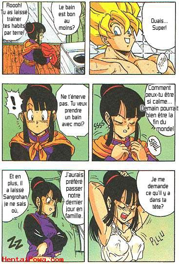 Dragon Ball chichi xxx